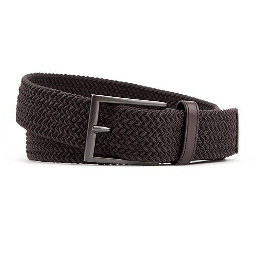 Van Heusen Mens Modern Flex Dress Belt