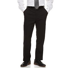 Big & Tall Croft & Barrow® Classic-Fit Stretch No-Iron Dress Pants