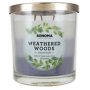 SONOMA Goods for Life? Weathered Woods 14-oz. Candle Jar