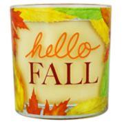 SONOMA Goods for Life? Leaf Applewood Cardamom 14-oz. Candle Jar