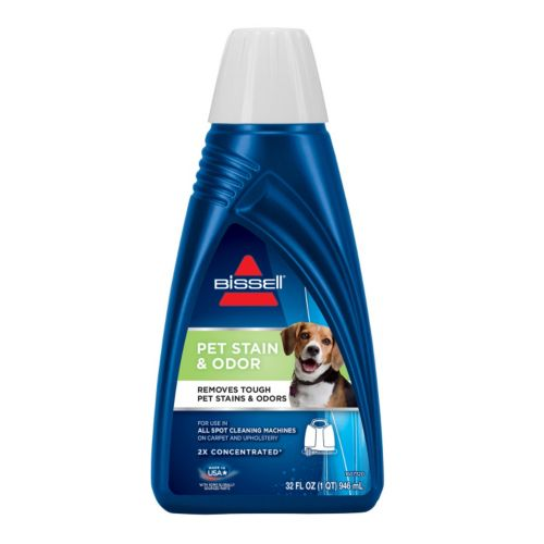 Bissell 2X Ultra Pet Stain and Odor Carpet and Upholstery Formula
