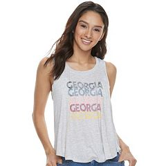 Juniors' About A Girl State Swing Tank