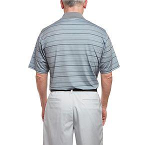 Men's Pebble Beach Jersey Striped Polo