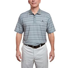 Men's Pebble Beach Jersey Striped Polo