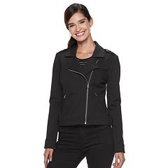 Women's Apt. 9® Moto Jacket