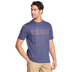 Men's IZOD Advantage SportFlex Classic-Fit Logo Performance Tee