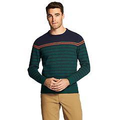 Men's IZOD Newport Classic-Fit Striped Crewneck Sweater