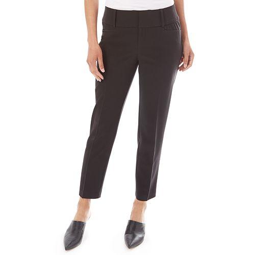 0b7677b709b Women s Apt. 9® Magic Waist Tummy Control Ankle Pants