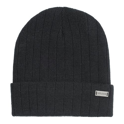 Women's Igloos Ribbed Knit Beanie