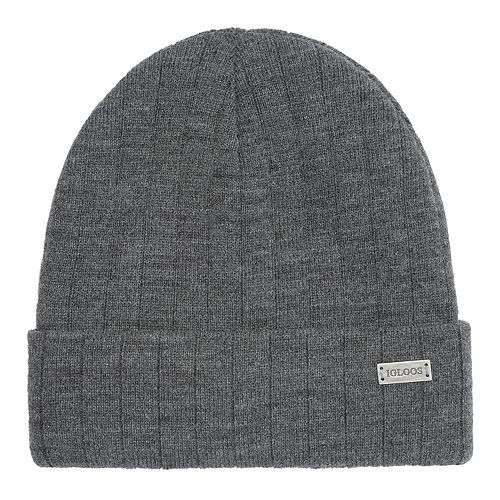 9d4417890b7 Women s Igloos Ribbed Knit Beanie