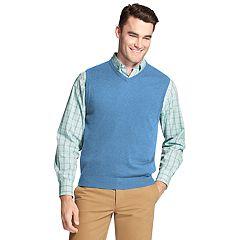 Men's IZOD Premium Essentials Classic-Fit Wool-Blend Sweater Vest
