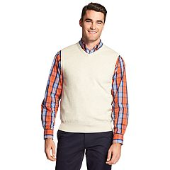 Men's IZOD Premium Essentials Classic-Fit Wool-Blend Sweater Vest