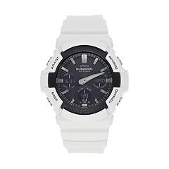 Casio Men's G-Shock Analog-Digital Tough Solar Watch - GAS100B-7A