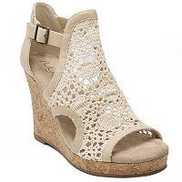 sugar Hues Women's Wedge Sandals