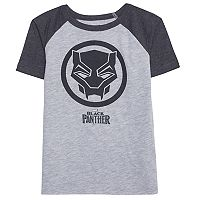 Boys 4-10 Jumping Beans® Marvel Black Panther Tee