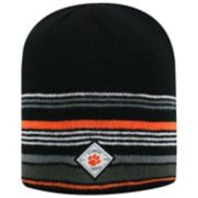 Adult Top of the World Clemson Tigers Avenue Beanie