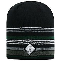 Adult Top of the World Michigan State Spartans Avenue Beanie