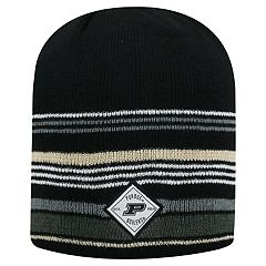 Adult Top of the World Purdue Boilermakers Avenue Beanie