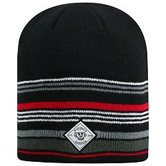 Adult Top of the World Wisconsin Badgers Avenue Beanie