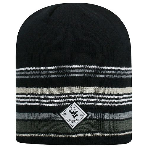 c996ef7e57a Adult Top of the World West Virginia Mountaineers Avenue Beanie