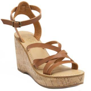 sugar Jeez Women's Wedge Sandals