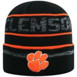 Adult Top of the World Clemson Tigers Effect Beanie