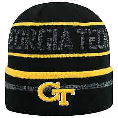 Adult Top of the World Georgia Tech Yellow Jackets Effect Beanie