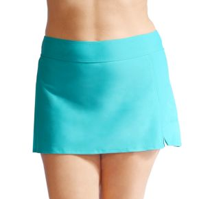 Plus Size Mazu Swim Hip Minimizer Skirtini Bottoms