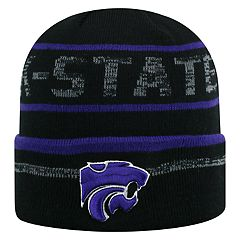 Adult Top of the World Kansas State Wildcats Effect Beanie