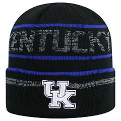 Adult Top of the World Kentucky Wildcats Effect Beanie