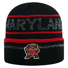 Adult Top of the World Maryland Terrapins Effect Beanie