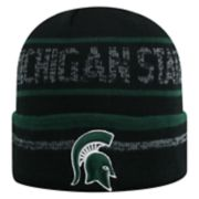 Adult Top of the World Michigan State Spartans Effect Beanie