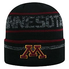 Adult Top of the World Minnesota Golden Gophers Effect Beanie
