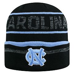 Adult Top of the World North Carolina Tar Heels Effect Beanie