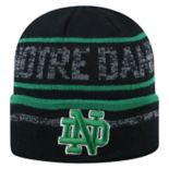 Adult Top of the World Notre Dame Fighting Irish Effect Beanie