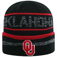 Adult Top of the World Oklahoma Sooners Effect Beanie