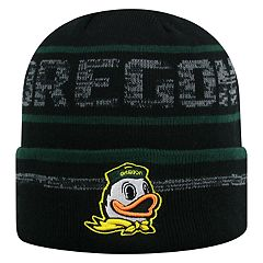Adult Top of the World Oregon Ducks Effect Beanie