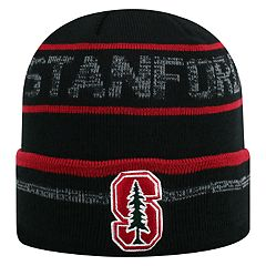 Adult Top of the World Stanford Cardinal Effect Beanie