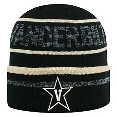 Adult Top of the World Vanderbilt Commodores Effect Beanie