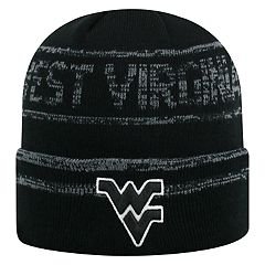 Adult Top of the World West Virginia Mountaineers Effect Beanie