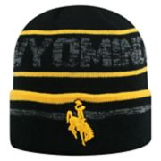 Adult Top of the World Wyoming Cowboys Effect Beanie