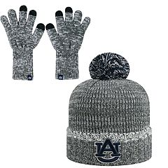 Adult Top of the World Auburn Tigers Frostbite Beanie & Glove Set