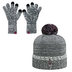Adult Top of the World Arizona State Sun Devils Frostbite Beanie & Glove Set
