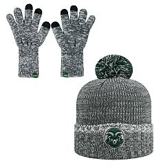 Adult Top of the World Colorado State Rams Frostbite Beanie & Glove Set