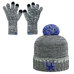 Adult Top of the World Kentucky Wildcats Frostbite Beanie & Glove Set