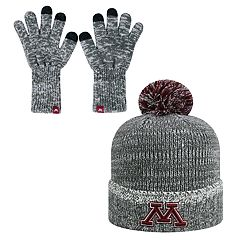 Adult Top of the World Minnesota Golden Gophers Frostbite Beanie & Glove Set
