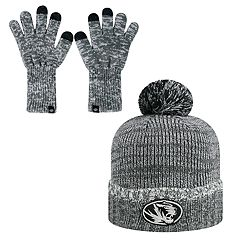 Adult Top of the World Missouri Tigers Frostbite Beanie & Glove Set