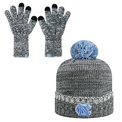 Adult Top of the World North Carolina Tar Heels Frostbite Beanie & Glove Set