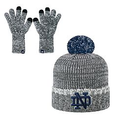 Adult Top of the World Notre Dame Fighting Irish Beanie & Gloves Set