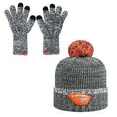 Adult Top of the World Oregon State Beavers Frostbite Beanie & Glove Set